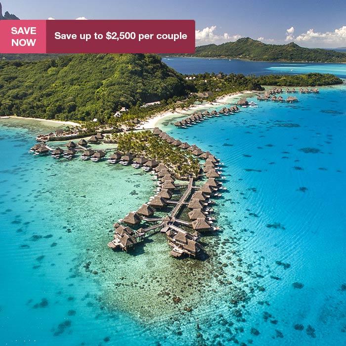 """Special Offer"" Conrad Bora Bora Nui – 7 Night Package"