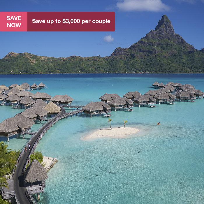 Intercontinental Thalasso Spa Escape – Bora Bora Package