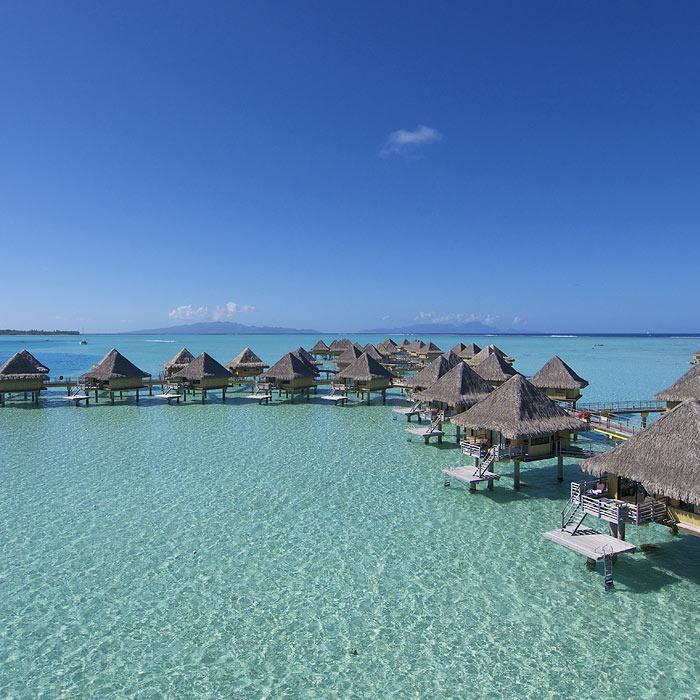 Intercontinental Le Moana Charm – Bora Bora Package