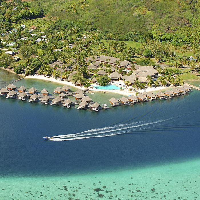 Manava Beach Resort & Spa – Moorea Package