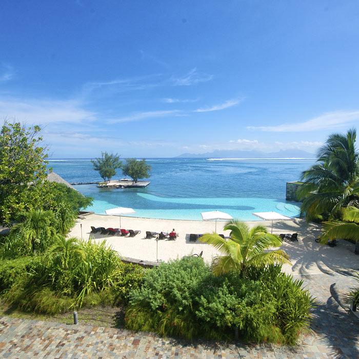 Manava Suite Resort – Tahiti Package – 5 Nights