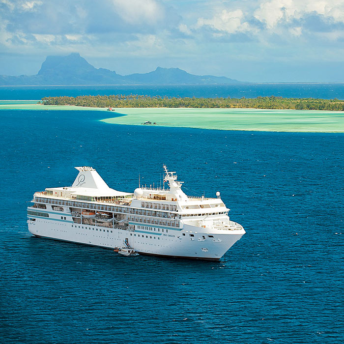 """""""Special Offer"""" Paul Gauguin Cruises – Society Islands with Tahiti Iti"""
