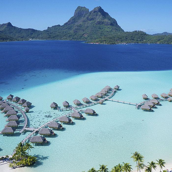 Unforgettable Pearl Beach – Bora Bora Package