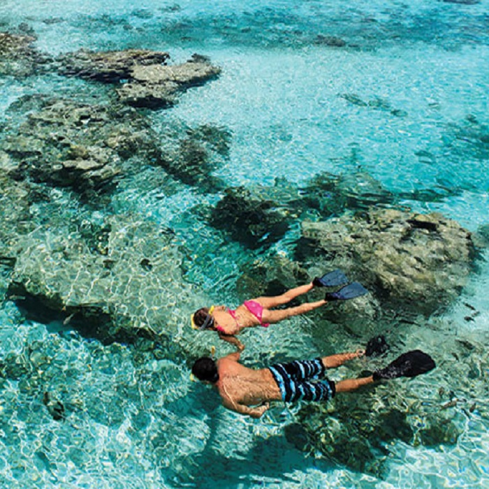 Tikehau, enjoy a truly remote Paradise