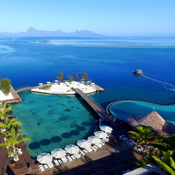 Tahiti with All Meals – Save $1165!