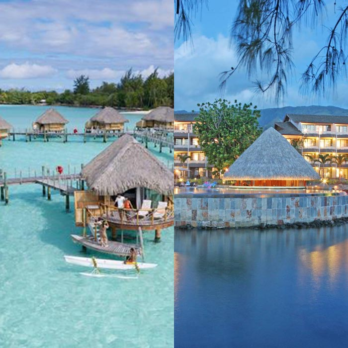 Bora Bora Pearl Beach Resort & Manava Suite Resort 7 Nights Combo Package!