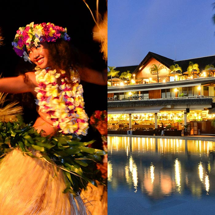 Intercontinental Tahiti Resort & Spa and Intercontinental Le Moana Resort & Spa Bora Bora: 7 Nights Combo Package!