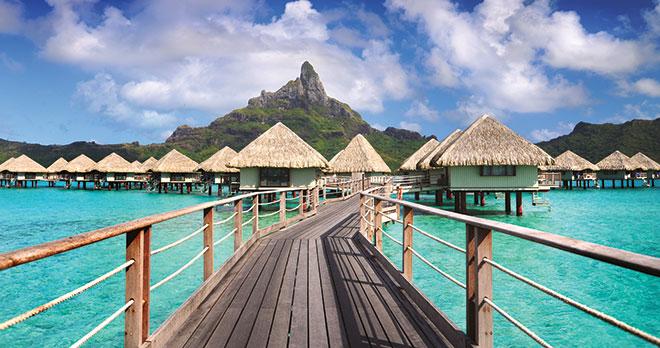 Moorea Bora Bora Tahiti Meridien 1 Tahiti Tourisme