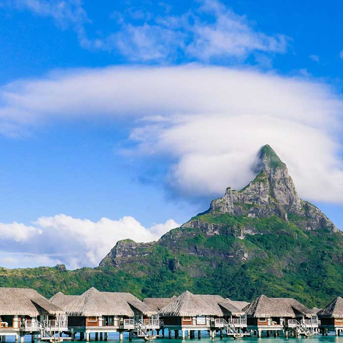 InterContinental Bora Bora Resort & Thalasso Spa  – COUPLES FREE NIGHTS DEAL!