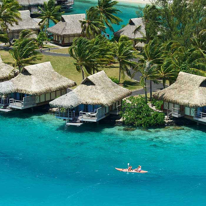 InterContinental Moorea Resort & Spa – COUPLES FREE NIGHT DEAL!