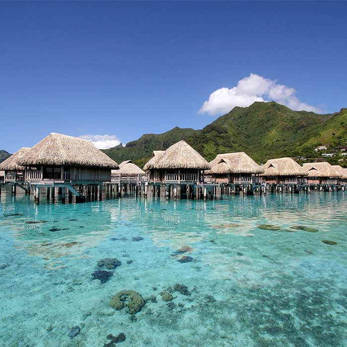 Sofitel Moorea Ia Ora Beach Resort – COUPLES EARLY BIRD DEAL!