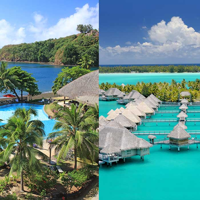 St. Regis Bora Bora Resort –  COUPLES FREE NIGHT DEAL!