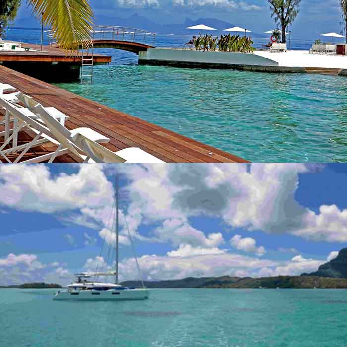 7 Night Bora Bora Dream Couples Cabin Cruise Early Bird Deal!