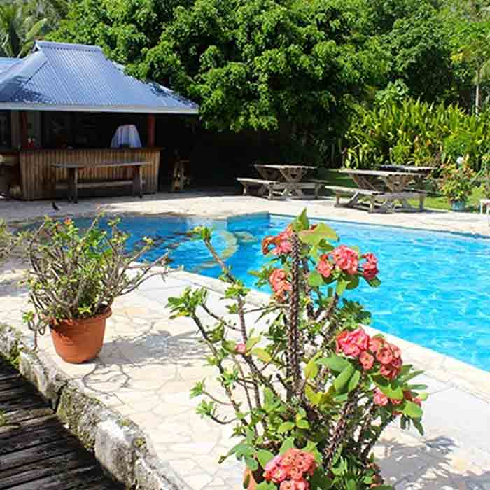 Pension Fare Maeva Huahine – COUPLES FREE NIGHT DEAL!!