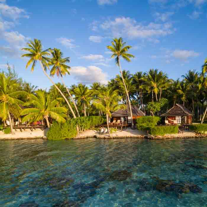 Vahine Private Island Resort & Spa