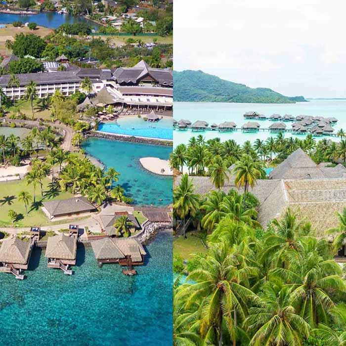 InterContinental Tahiti and InterContinental Bora Bora Thalasso 25OFF Couples Combo Specials!