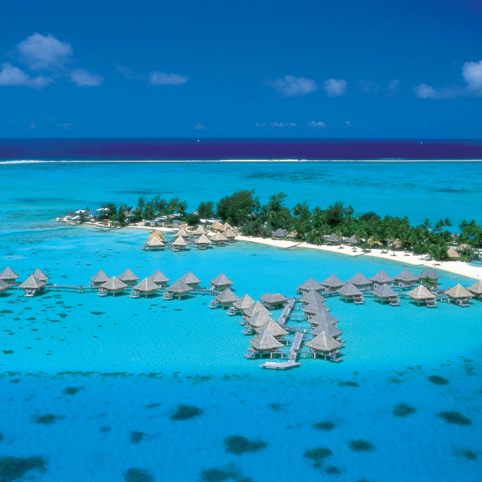 Best of both World: All Meals in Bora Bora – Save $3,700!
