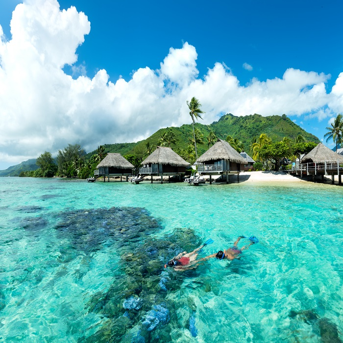 Hilton Moorea Lagoon Resort and Spa – 7 Nights