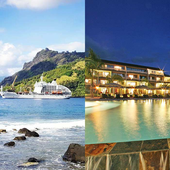 ARANUI 5 – 13 Days / 12 Nights Marquesas Islands Cruise with 10% Discount!