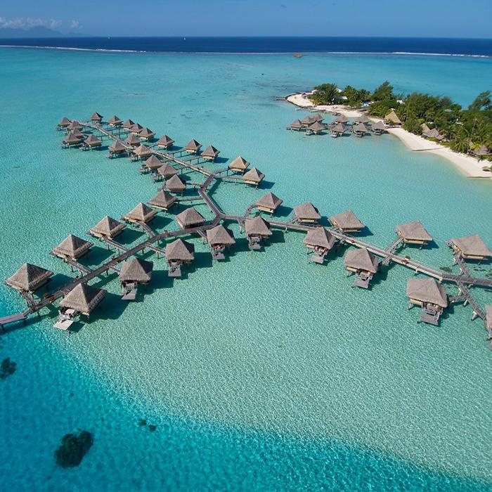 InterContinental Bora Bora Le Moana Resort – 7 Nights