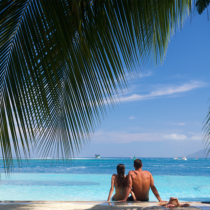 Manava Suite Resort Tahiti – 5 Nights
