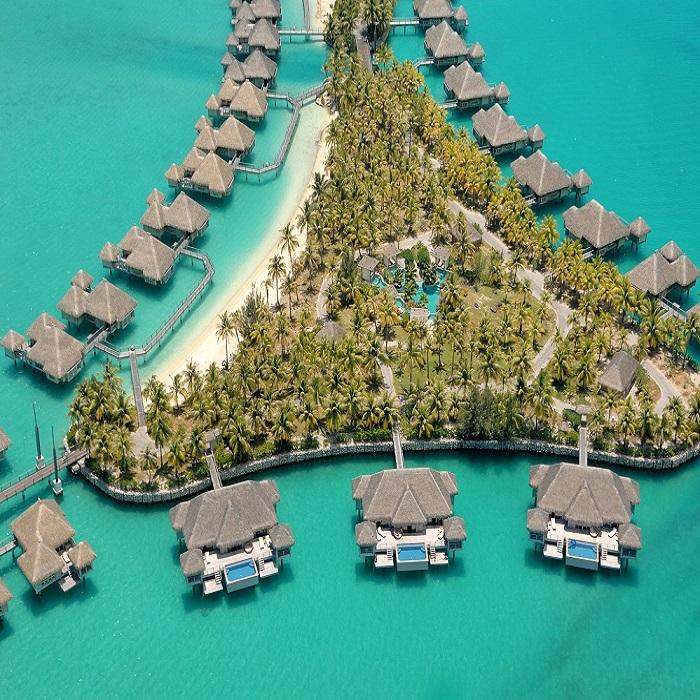 The St. Regis Bora Bora Resort – 7 nights