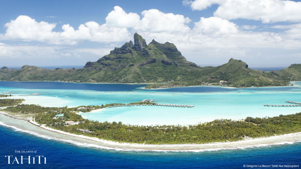 Tahiti Comes To You… And Your ®Zoom Meetings