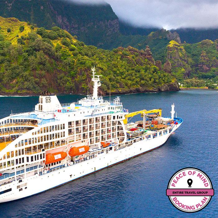 Aranui 5 – A Polynesian Legend (Saturday Departures)