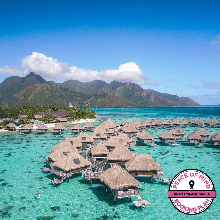 Tahiti, Moorea & Bora Bora Luxury Island Combo