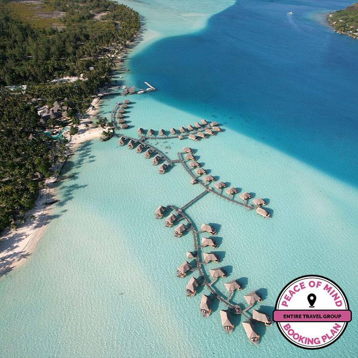 Le Bora Bora Pearl Polynesian Paradise