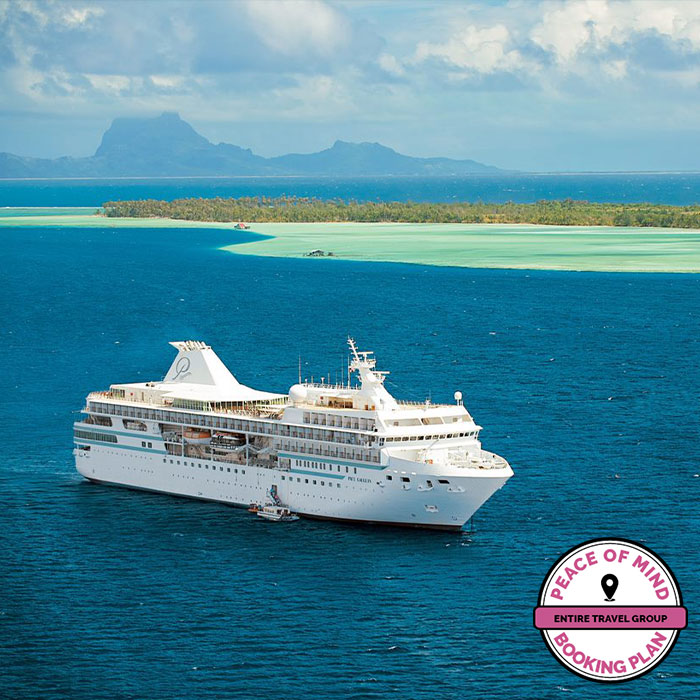 Paul Gauguin Cook Islands & Society Islands 14nts Cruise Package