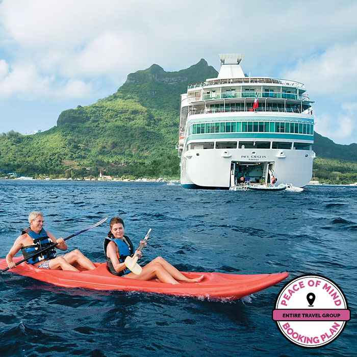 Paul Gauguin Society Islands & Tuamotus 14nts Cruise Package