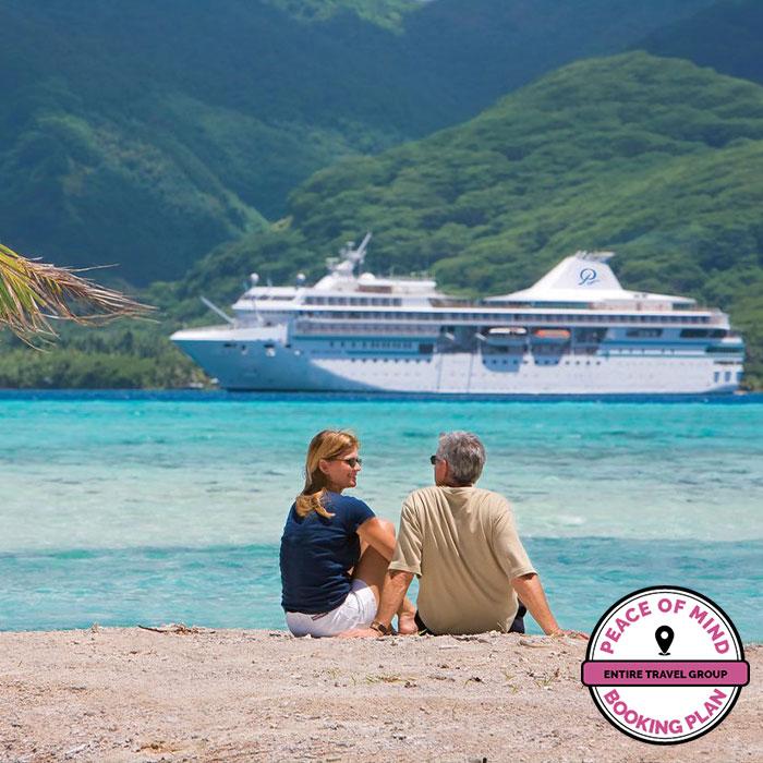 Paul Gauguin Tahiti & Society Islands 10nts Cruise Package