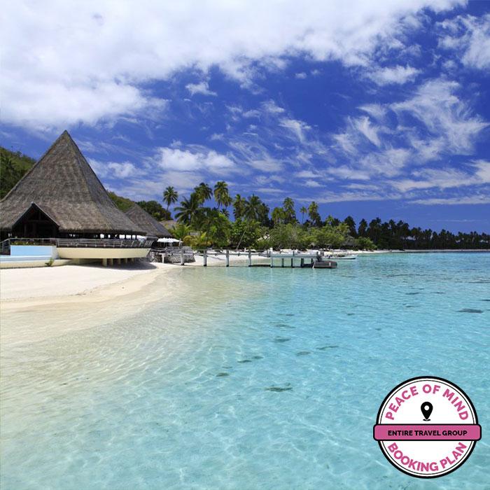 Sofitel Moorea & Le Bora Bora Pearl Island Combo Getaway